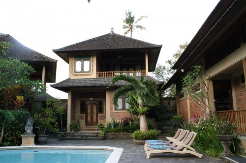 Bungalow 1 Front View